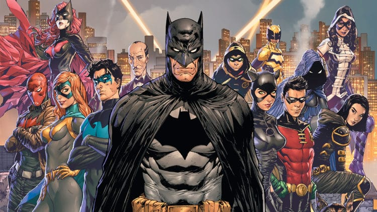 Whole Batfamily is playable in Batman: Arkham Legacy. Pic courtesy: dc comics