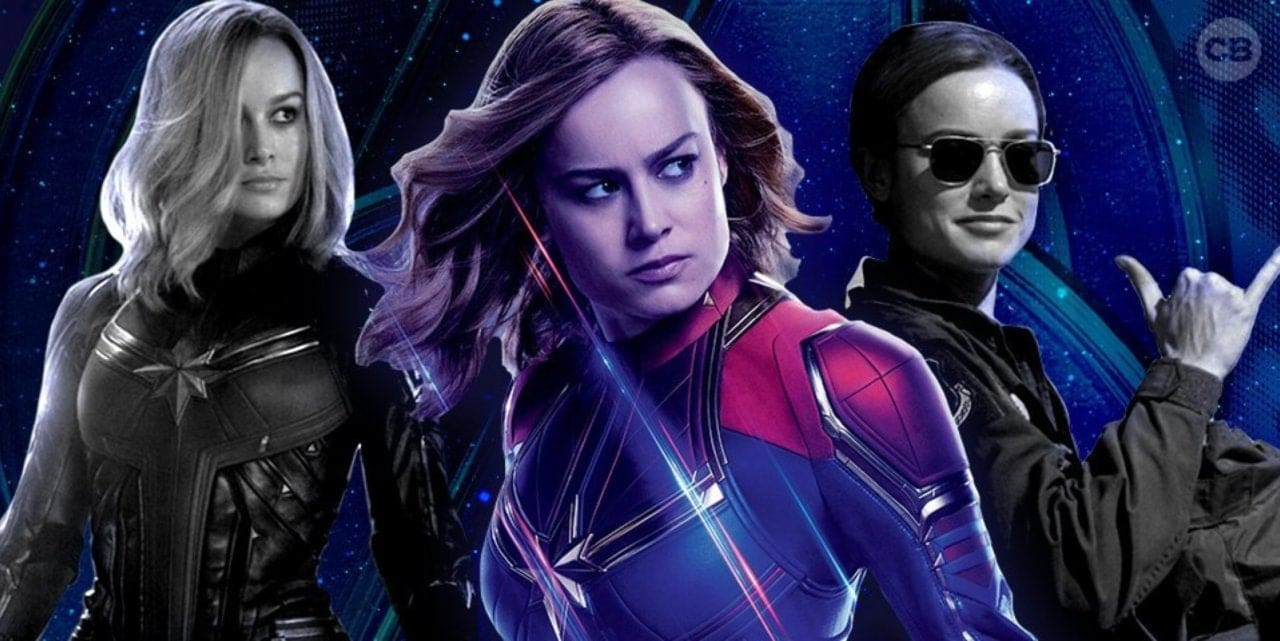 Marvel Phase 4 Showcases a Bright Future for Captain Marvel
