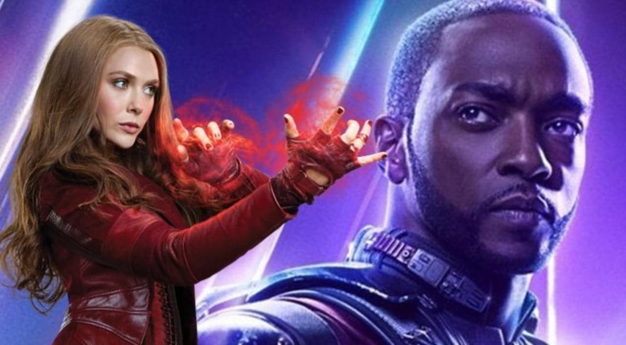 "Anthony Mackie called ""Son of a B****"" by Elizabeth Olsen"