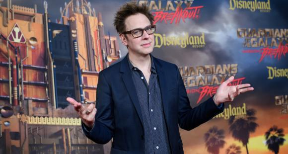 James Gunn, the uber-talented filmmaker