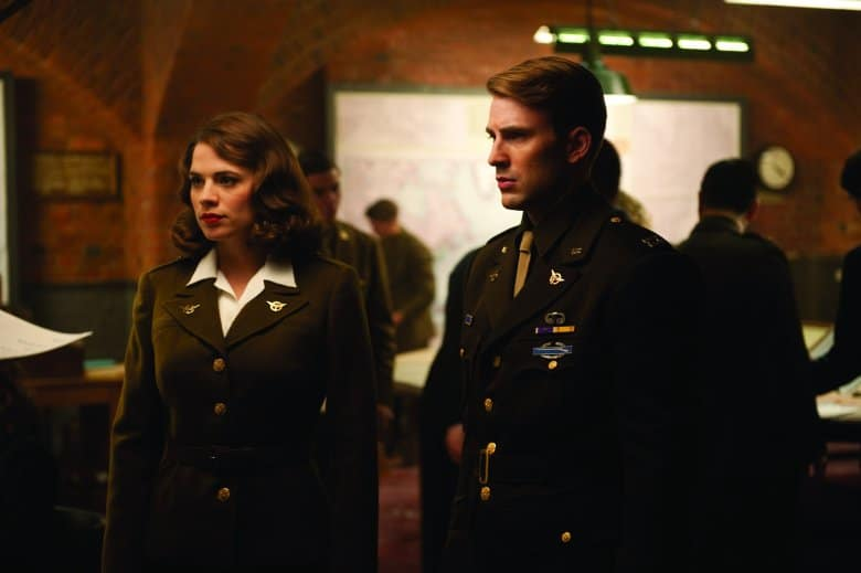 Did Peggy Carter lie to Steve in Captain America: The Winter Soldier?