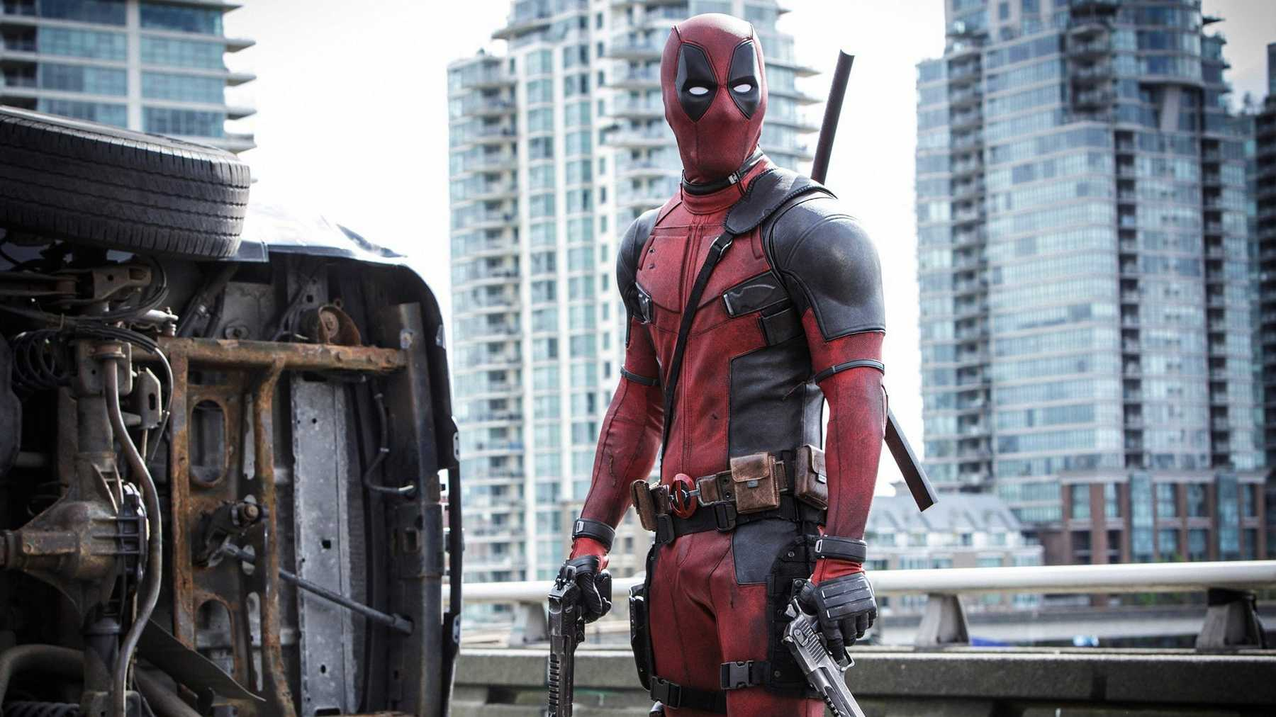 Deadpool 3 Reportedly Under Construction at Marvel Studios