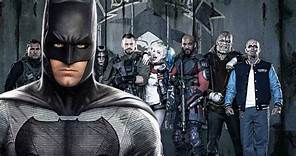 JAMES GUNN'S TAKE ON THE SUICIDE SQUAD/THE BATMAN CROSSOVER IN 2021.