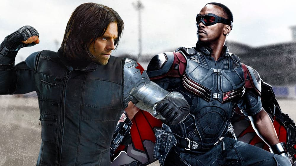 US AGENDA PROPAGANDA REVEALED IN THE FALCON AND THE WINTER SOLDIER SET PHOTOS
