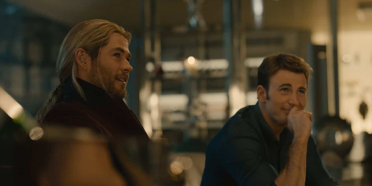 Captain America Didn't Make the Same Mistake As Thor In Endgame