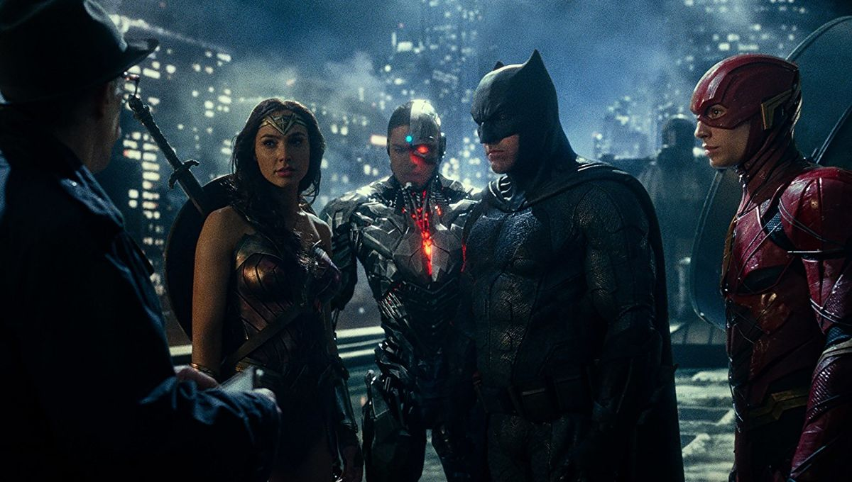 Cyborg Joins the Snyder Cut Movement