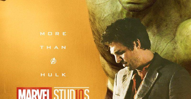 Mark Ruffalo as Hulk