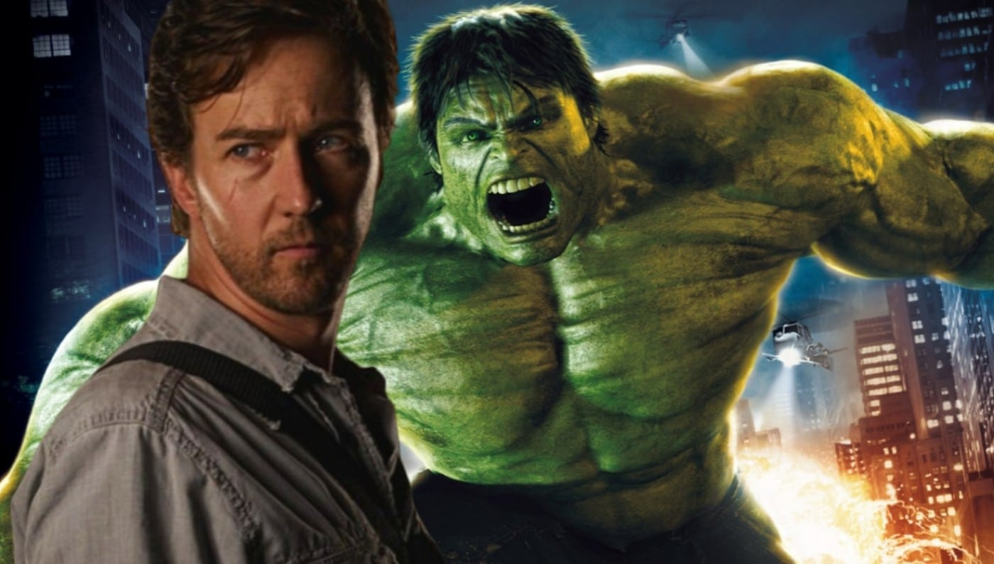 Edward Norton is Open to Marvel Return as The Incredible Hulk