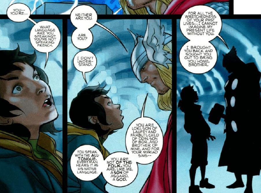 Is Thor Getting Better At Allspeak