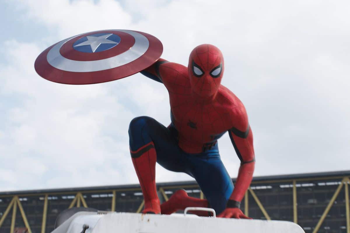 Mark Ruffalo and others on the New Spider Man Movie