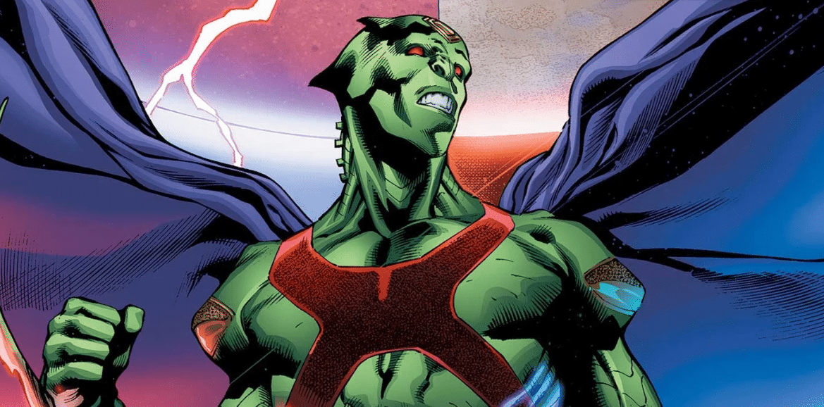 POC Actor Rumored to Star in Martian Manhunter Movie