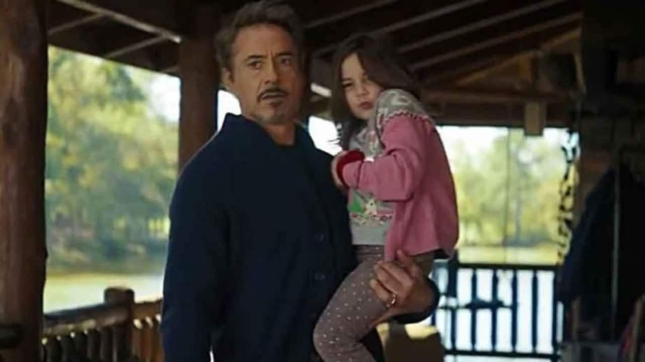 Russo Brothers Explain Why Tony Stark's Daughter Scene Was Removed From Avengers Endgame
