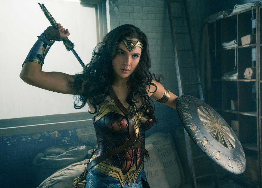 Snyder Cut Behind The Scenes Shows Gal Gadot facing Uxas