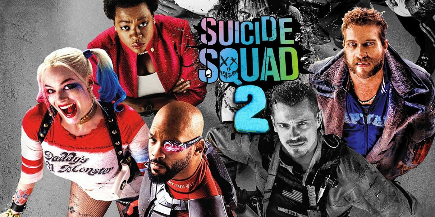GUNN'S TAKE ON 2021 BATMAN ANS SUICIDE SQUAD CROSSOVER