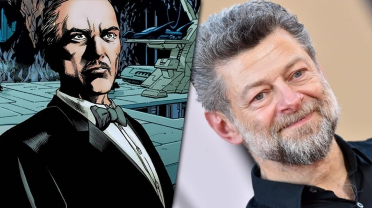 The Batman: Andy Serkis May Play Alfred Pennyworth