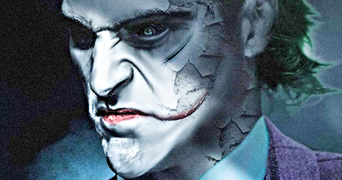 Joker Fan Art Depicts Joaquin Phoenix as Oscar Statue