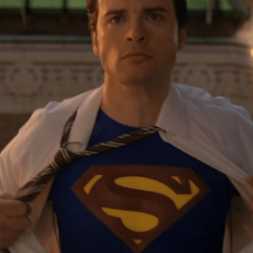 Tom Welling's role on Smallville is cut short