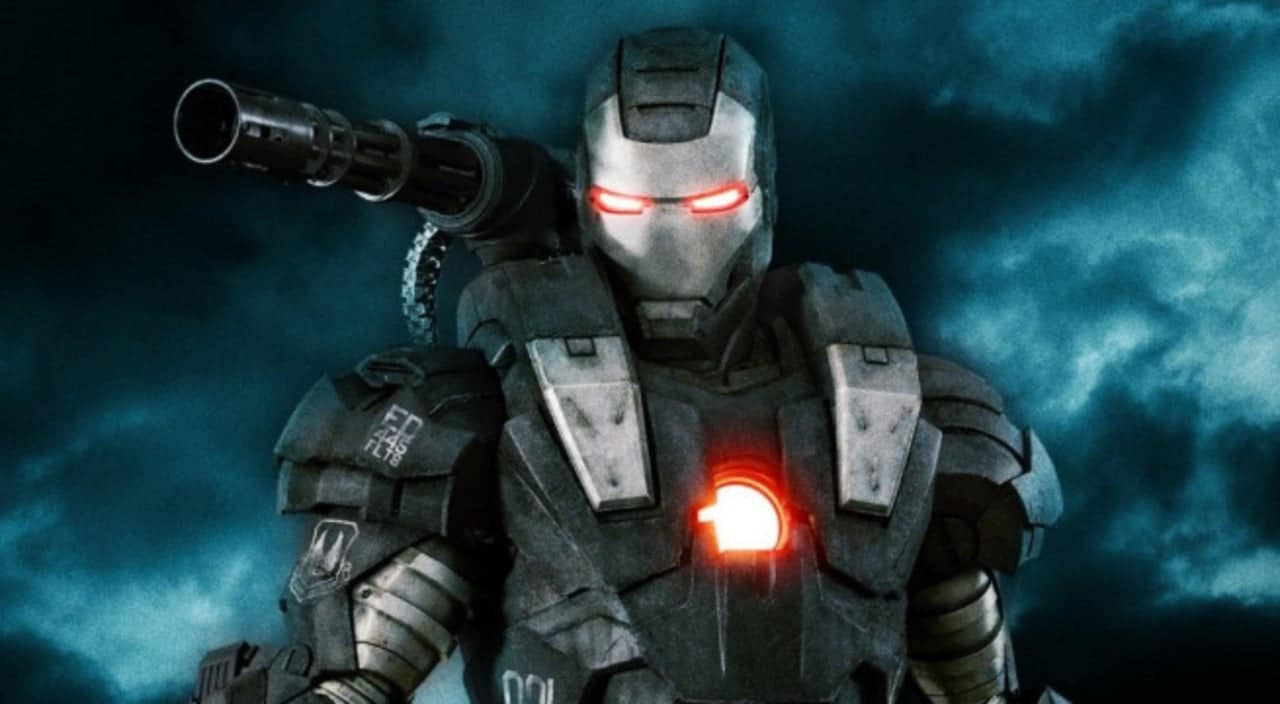 War Machine Almost got A New Suit in Endgame