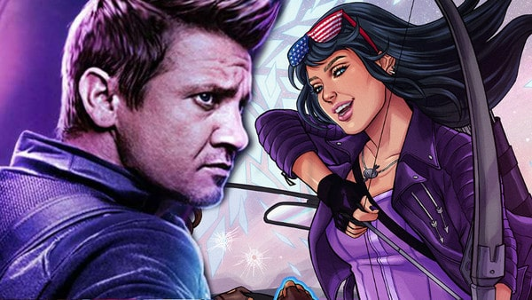 Disney+ Unveils Kate Bishop Concept Art for Hawkeye