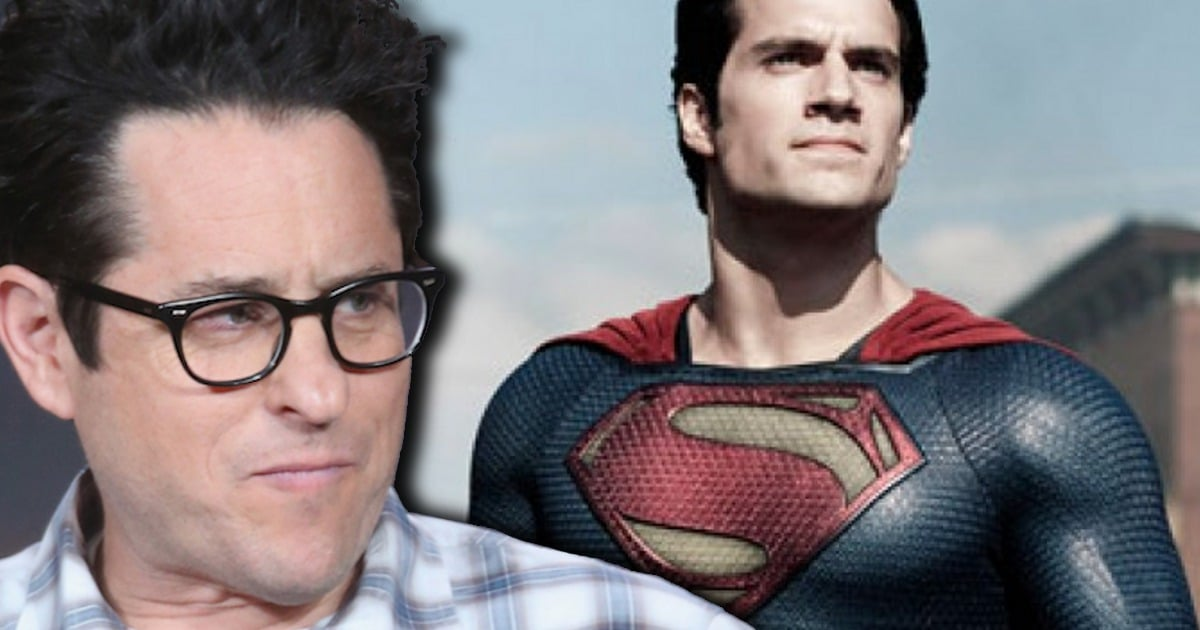 J.J. Abrams Responds To Rumors About Him Directing the Next Superman