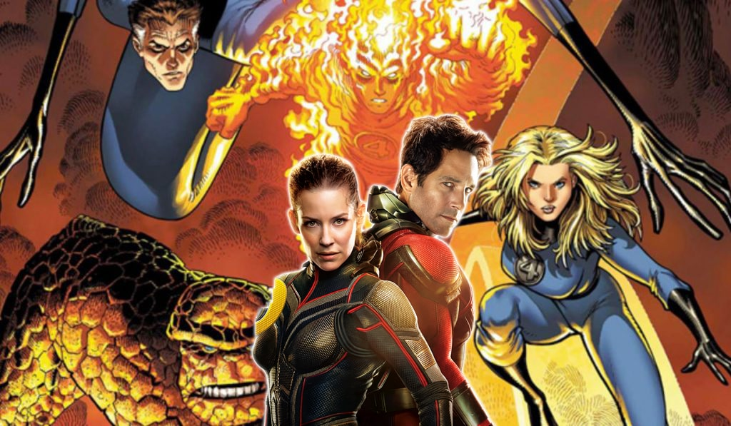 Ant-Man Sequel May Pave Way For MCU Debut Of Fantastic Four