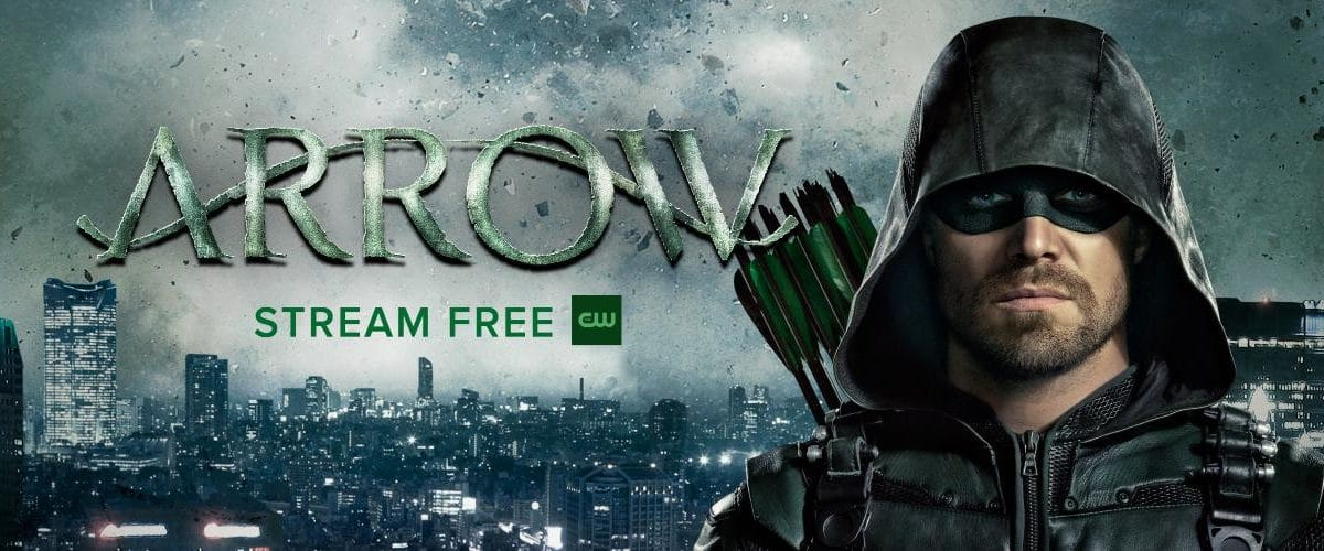 Arrow Season 8 Poster