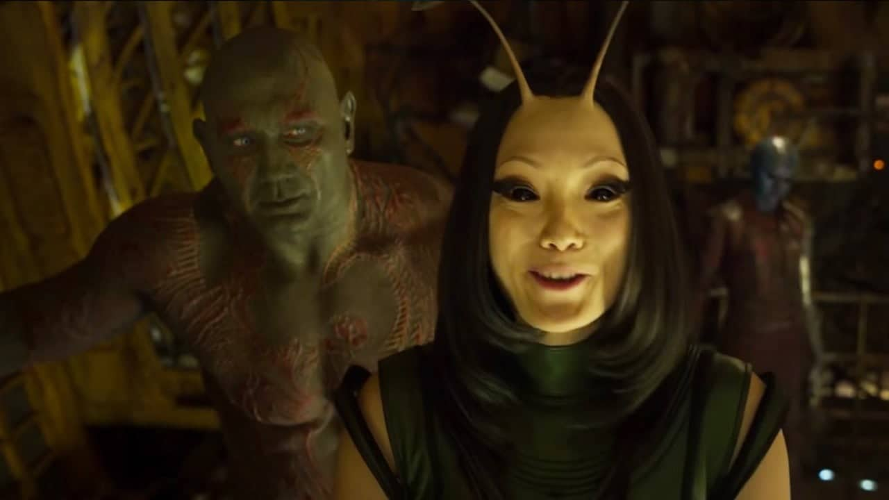Eagle-eyed Avengers Fan Points out the Importance of Mantis in the Final Battle