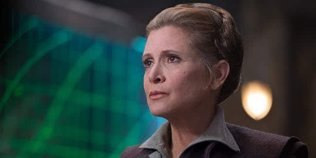 Leia will get her due in Rise of Skywalker. Pic courtesy: cinemablend.com