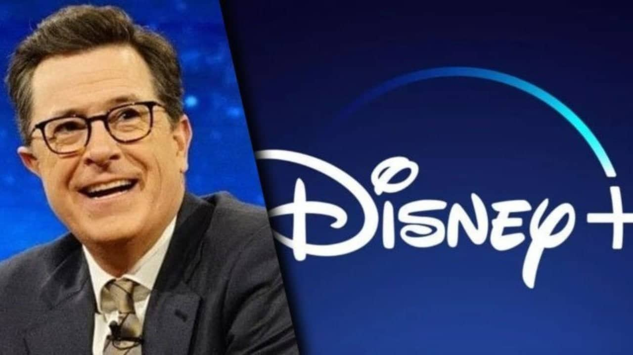 Disney+ Gets Trolled By Stephen Colbert For Buffering Issues