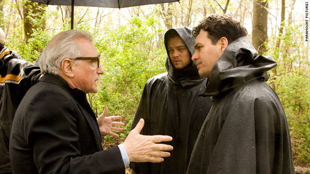 Scorsese and Ruffalo have worked together before on Shutter Island. Pic courtesy: edition.cnn.com