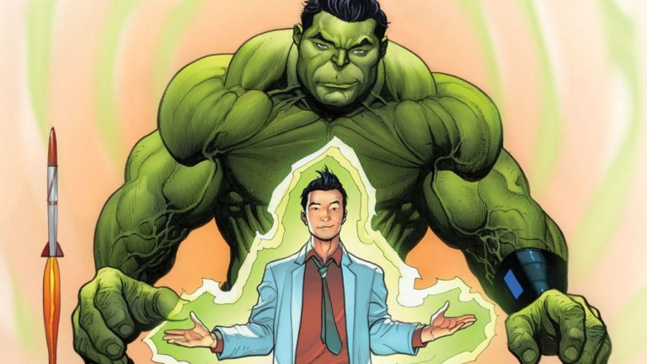 RUMOUR: Amadeus Cho Will Be The New Hulk In MCU - Animated Times