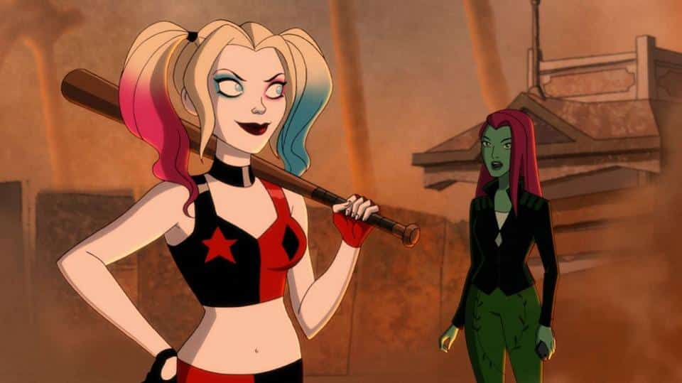 Harley Quinn delivering the sickest burns to Damien Wayne? More likely than you think. Pic courtesy: forbes.com