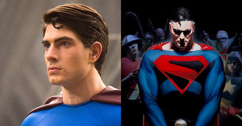Crisis on Infinite Earths Boss Teases Possibility of Ray Palmer Meeting Kingdom Come Superman