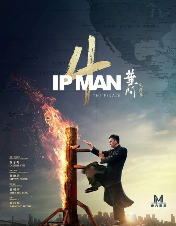 Ip Man 4 Has Been Boycotted In Hong Kong Animated Times