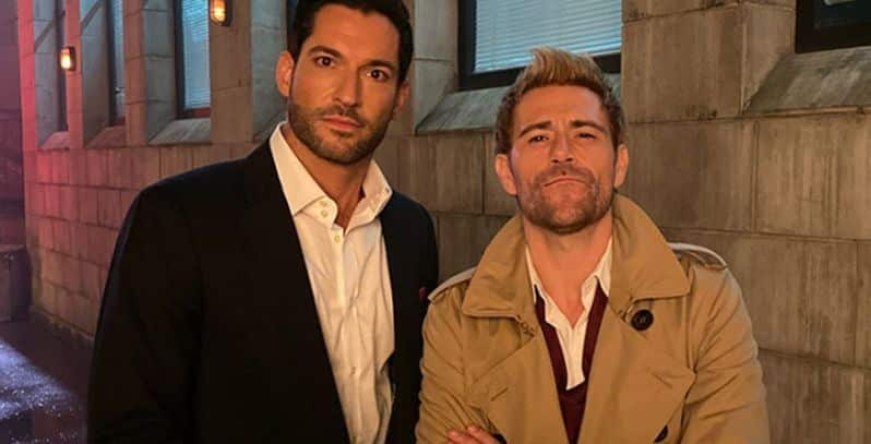 Marc Bernardin wants a Lucifer-Constantine Miniseries and We Are All Up For It