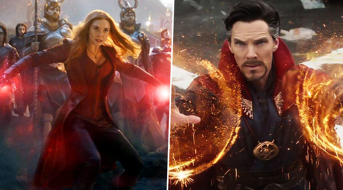 Dr. Strange will step into WandaVision to help them with the villain Nightmare. Pic courtesy: latestly.com