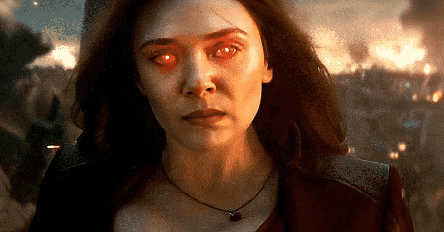 Will scarlet witch herself become the villain in WandaVision? Pic courtesy: heroichollywood.com