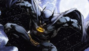 A picture from Batman comics
