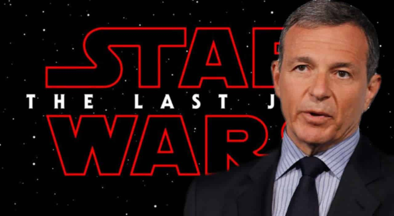 "Disney CEO Claims They Don't ""Overreact"" to Star Wars Fan Criticisms"