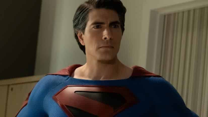 Brandon Routh demanded continuation from Crisis producers. Pic courtesy: denofgeek.com