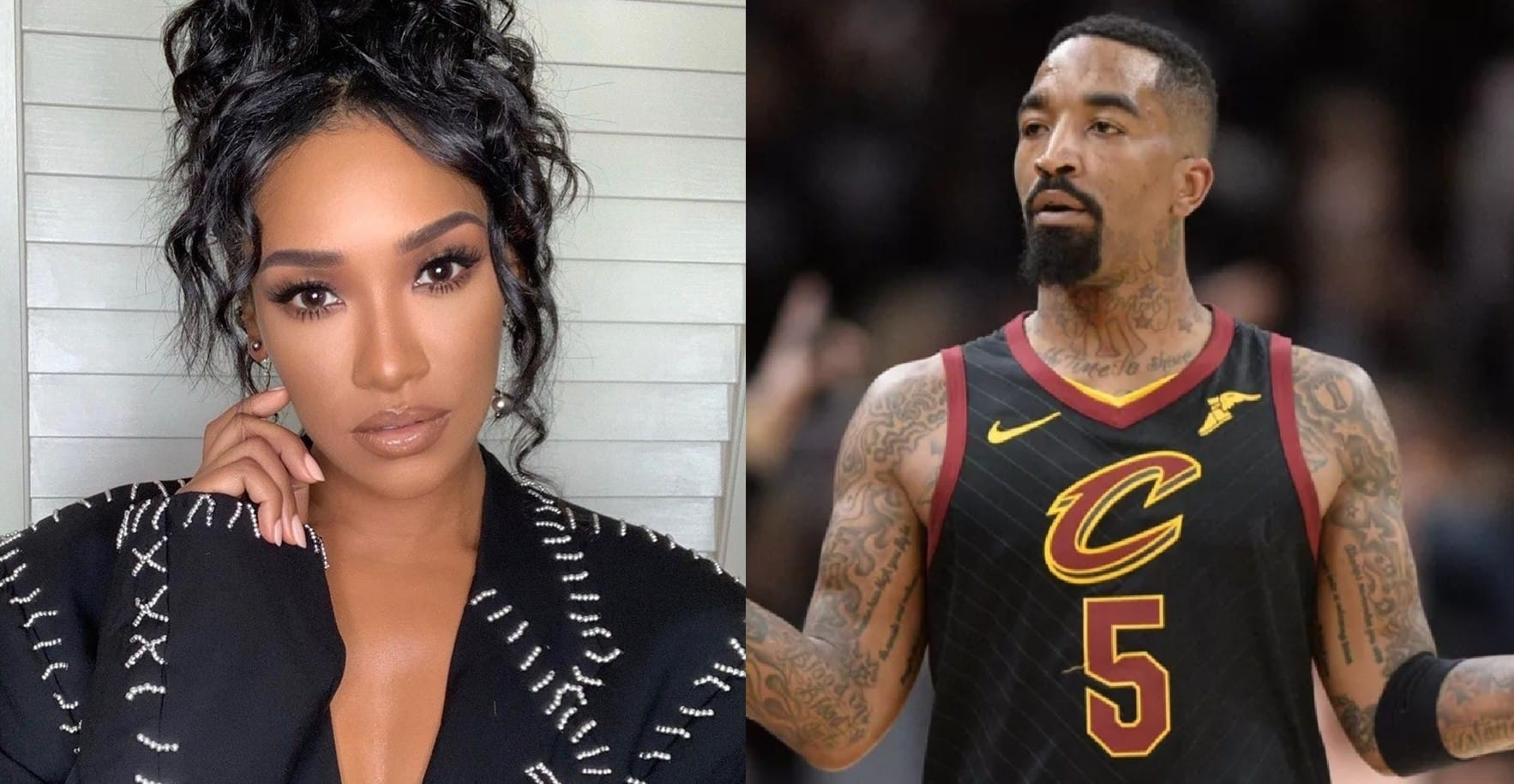 J.R Smith's Wife Called Out The Flash's Candice Patton in Instagram Prayer