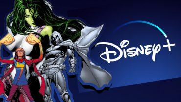 'Ms. Marvel', 'Moon Knight' & 'She-Hulk' Will Begin Production In 2020