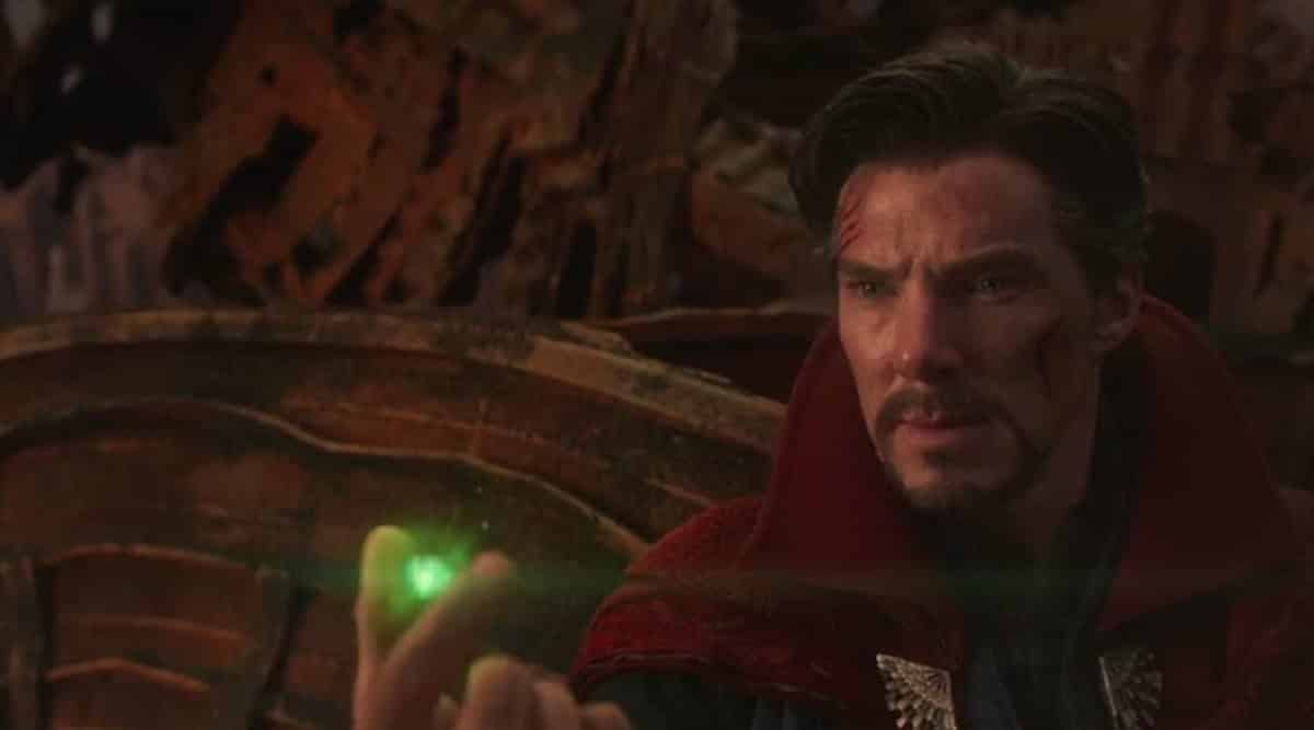 Could Doctor Strange have done more to save the universe? Pic courtesy: indianexpress.com