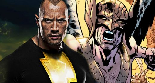 Black Adam will have Hawkman, Doctor Fate and Hawkgirl as part of its cast. Pic courtesy: cosmicbooknews.com