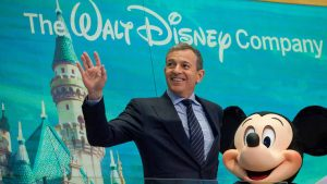 Bob Iger has been the CEO of Disney since 2005
