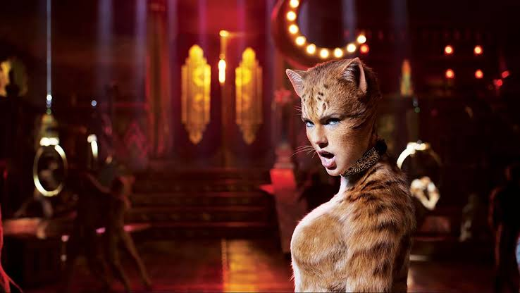 Not even Taylor Swift as an anthromorphic cat can save this. Pic courtesy: Hollywoodreporter.com