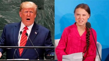 Greta Thunberg And Donald Trump War Continues In Batman Comics too