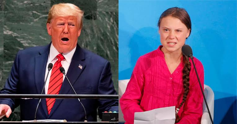 Greta Thunberg And Donald Trump War Continues In Batman Comics too