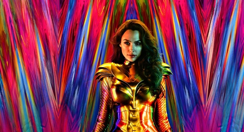 New Wonder Woman 1984 Merch Shows Off Diana Prince's New Avatar