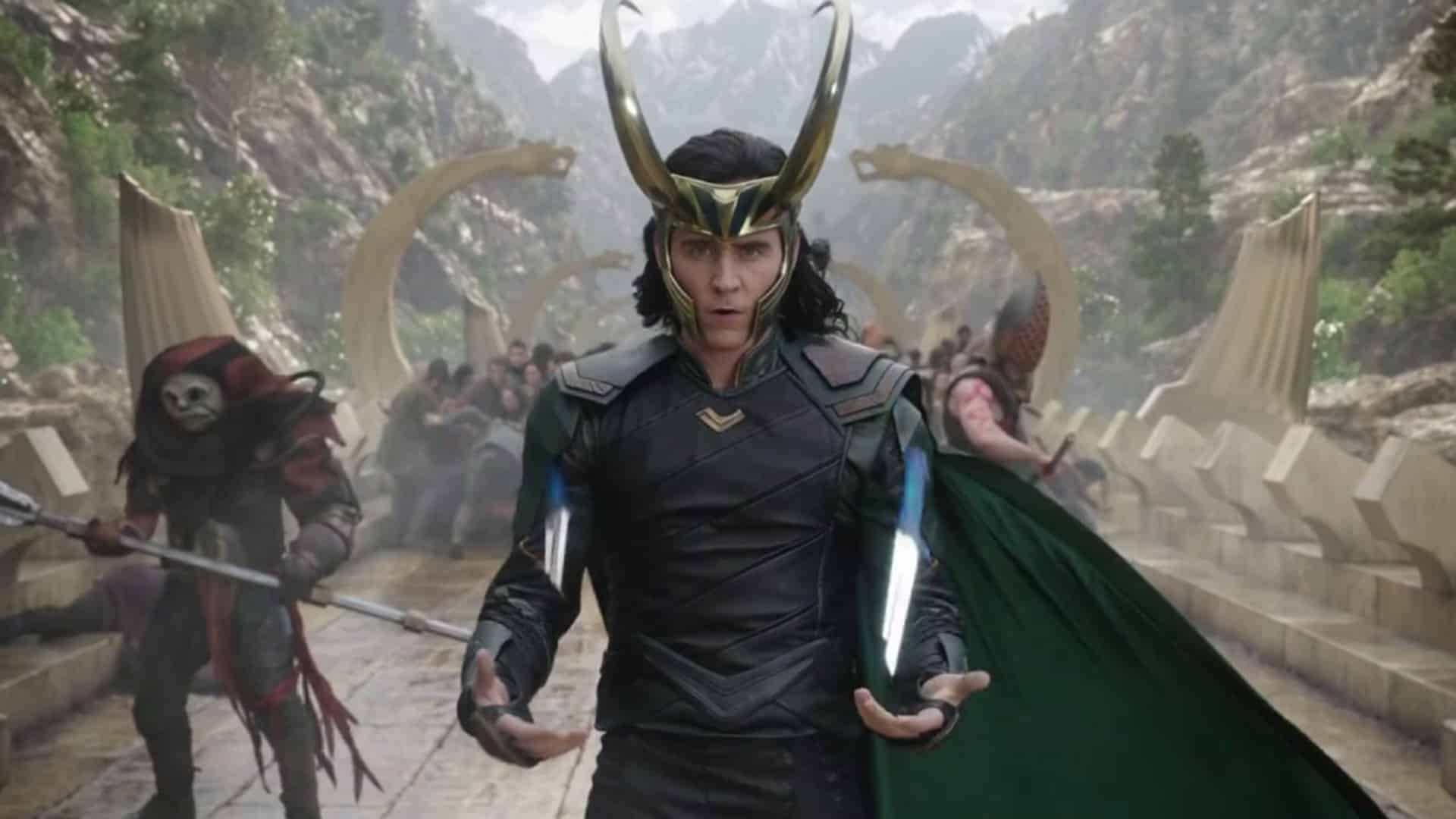 Tom Hiddleston Shares New Photo That Reveals Marvel's Loki Pre-Production Has Started